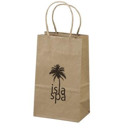 Eco Shopper Paper Bag - Pup