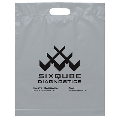 Die Cut Handle Bag - 15 X 19 X 3