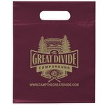Picture of Die Cut Handle Bag - 9 1/2 X 12