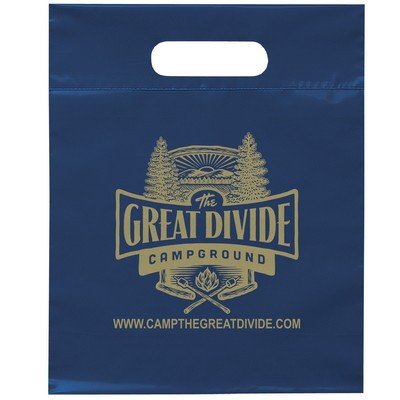 Die Cut Handle Bag - 9 1/2 X 12