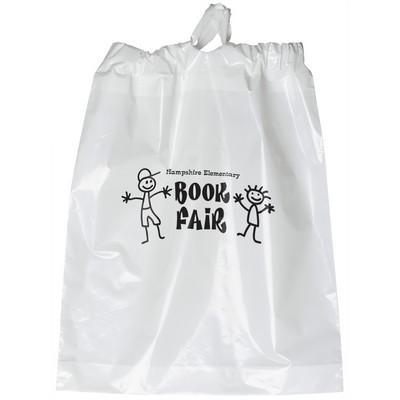 Poly Draw Bag - 15 X 19 X 3