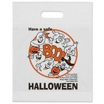 Picture of Boo Ghost Die Cut Halloween Bag