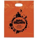 Picture of Fright Night Die Cut Halloween Bag