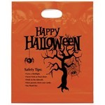 Picture of Happy Halloween Die Cut Bag