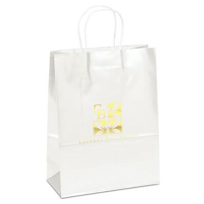 Amber Gift Bag - White