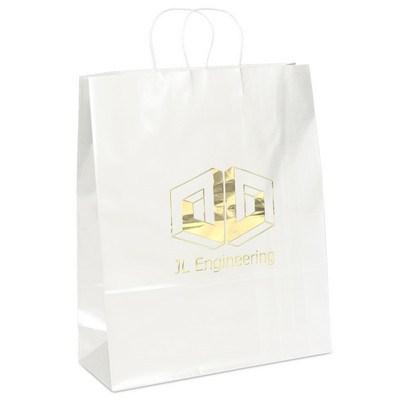 Anna Marie Gift Bag - White