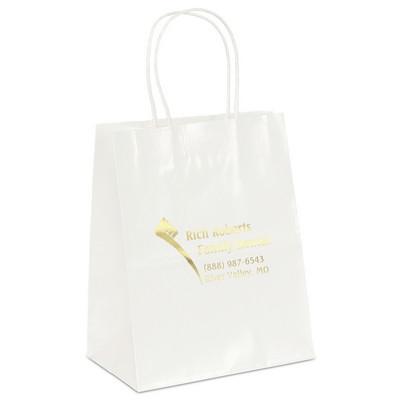 Amanda Gift Bag - White