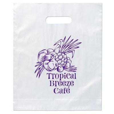 Orchid Plastic Bag
