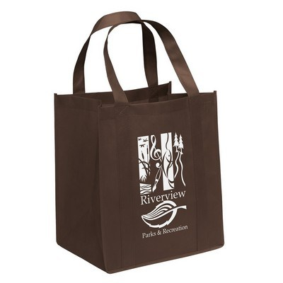 Big Thunder Tote Bag - Screen Printed