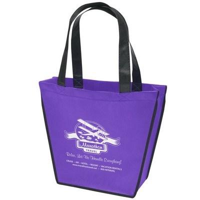Carnival Tote Bag - Screen Printed
