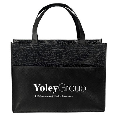 Couture Tote Bag - Screen Printed