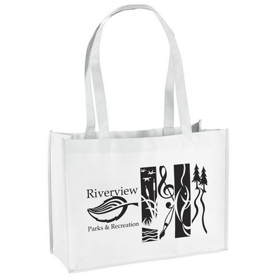 Franklin Tote Bag - Screen Printed