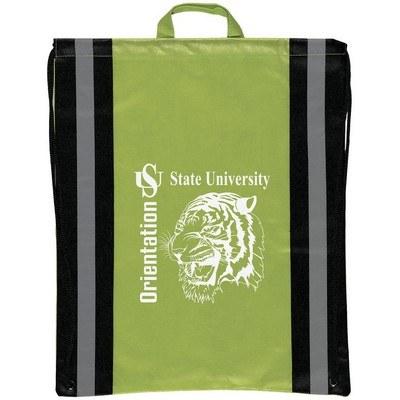 Magellan Drawstring Bag - Screen Printed