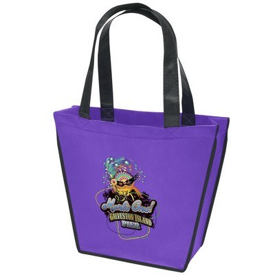 Carnival Tote Bag - Four-Color Process