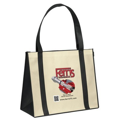 Del Mar Tote Bag - Four-Color Process