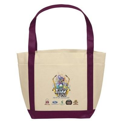 Saratoga Tote Bag- Four Color Process