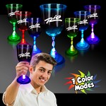 Picture of Light Up 10 Ounce Wine Glass