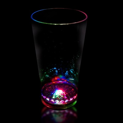 16 oz LED Pint Glass