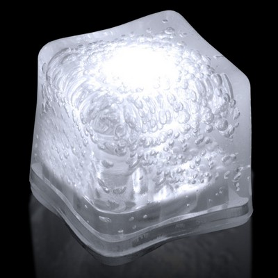 Imprinted Lited Ice Cubes