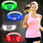Picture of Sound Activated LED Stretchy Bangle Bracelet