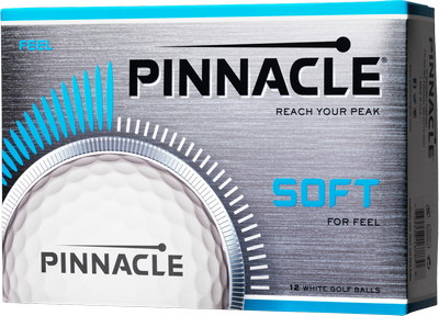 Titelist Pinnacle Soft Golf Ball Set