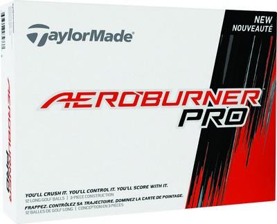 TaylorMade Aeroburner Pro Golf Ball Set