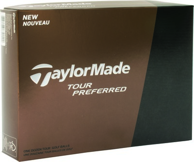 TaylorMade Tour Preferred Golf Ball Set