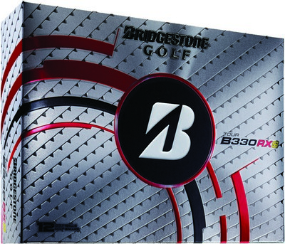 Bridgestone B330RXS Golf Ball Set