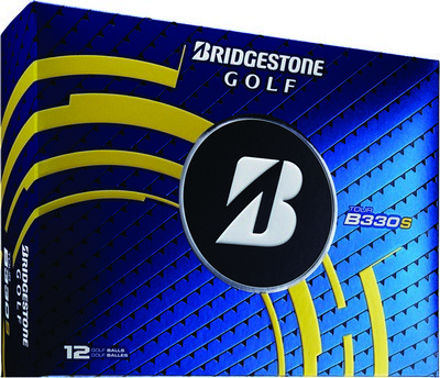 Bridgestone B330S Golf Ball Set