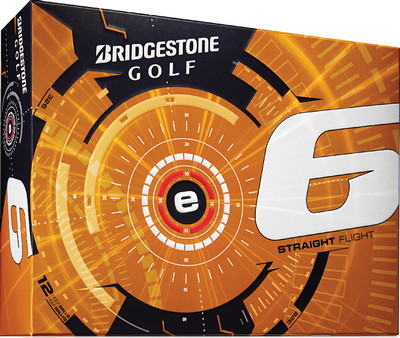 Bridgestone e6 Golf Ball Set