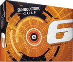 Picture of Bridgestone e6 Golf Ball Set