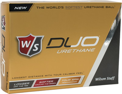 Wilson Staff Duo Urethane Golf Ball Set