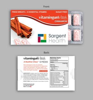 Vitamingum Nutrient - Enhanced Chewing Gum