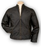 Picture of Burk's Bay Men's Retro Leather Jacket