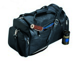 Picture of Burk's Bay Cowhide Leather Sport Bag