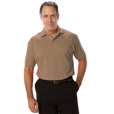 Men's Short Sleeve Superblend Polo