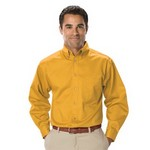 Picture of Men's Tall Long Sleeve Teflon Treated Twill