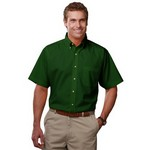 Picture of Men's Short Sleeve Teflon Treated Twill