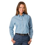 Picture of Ladies' Long Sleeve Premium Denim