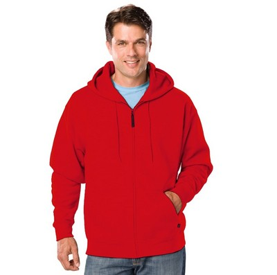 Adult Tall Zip Front Hoody