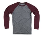 Picture of Boxercraft Men's Long Sleeve Double Play Tee