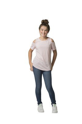 Boxercraft Cold Shoulder Tee