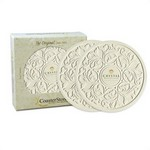 "Picture of 2-pack Round Victorian Lace 4.25"" Stone Coasters"