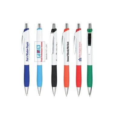 Astro Retractable Plastic Pen