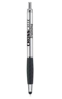 Promotional Logo Bridgeport Pen with Stylus