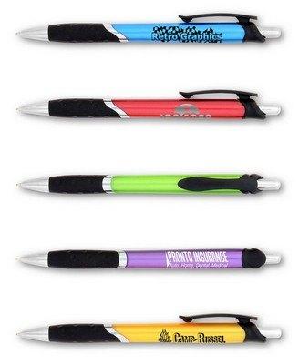 Personalized Logo Brighton Retractable Pen