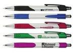 Picture of Custom Metallic Two Tone Legacy Stylus Pen