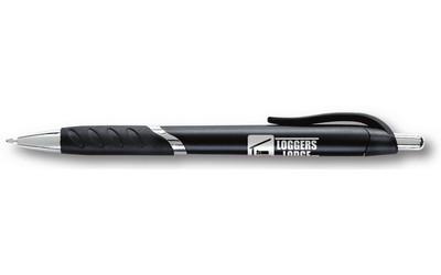 Promotional Logo Metallic Blair Retractable Pen
