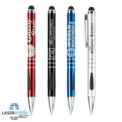 Custom Mitati LaserScribe 360™ Pen w/ Stylus