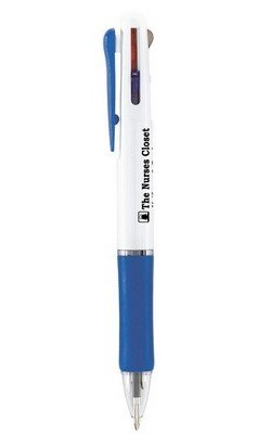 Custom Logo Voyager 3-in-1 Multi Ink Color Pen